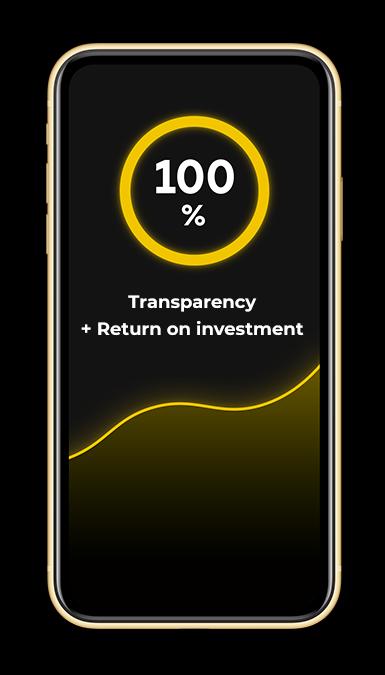Highest return on investment for website