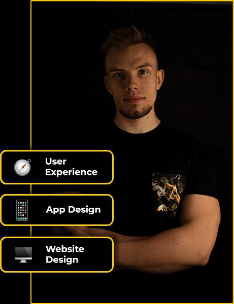 Wierzbianski Filip is a multidisciplinary designer from Poland