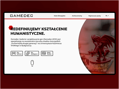 Wierzbiański Filip interface design portfolio