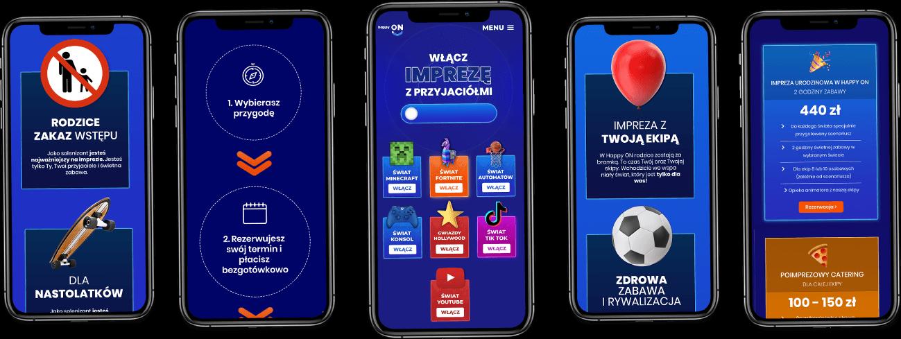 Design aplikacji na telefon z dobrym UX oraz pięknągrafiką