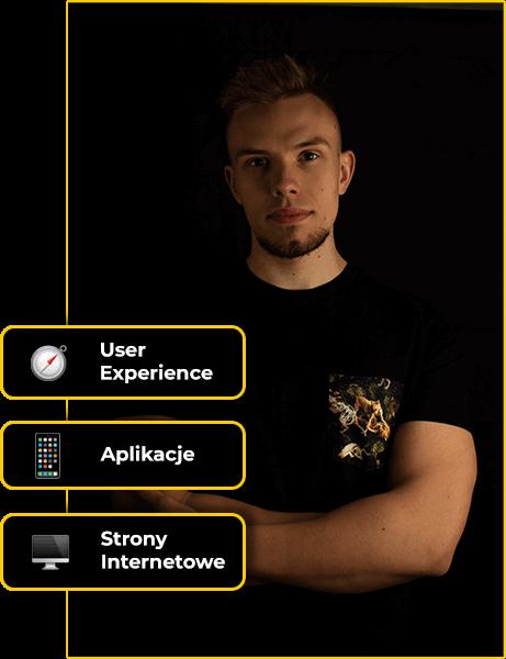 Projektant Stron Internetowych, Ux, Ui