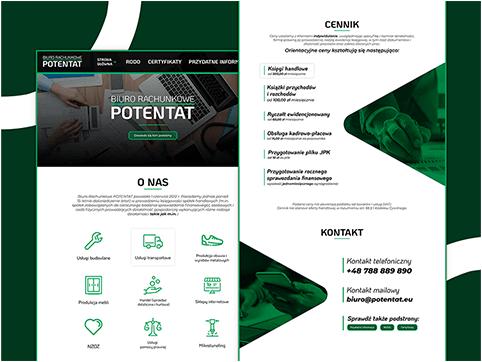 User Experience do stron internetowych portfolio